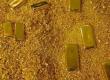 350 kilogramme de poudre en or