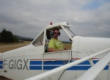 Formation de pilote d'avion -aéroclub de Guelma-algérie-