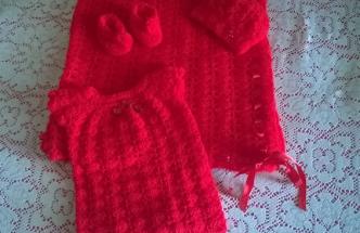 Crochet pour bebe