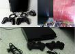 PS3 Slim CRACKER avec disc dur 250giga et 15jeux installer