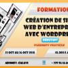Formation : Création de site web d'entreprise avec WordPress