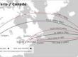 Offre de voyage pour le Canada