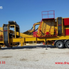 Mobile Crushing and Screening Plant Dragon 25