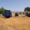 Terrain de 1046 m2 avec bureau/garage à vendre a Wayergain Ouagadougou