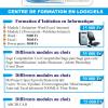 CENTRE DE FORMATION EN LOGICIELS PROFESSIONNELS