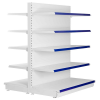 ETAGERE DOUBLE CENTRAL