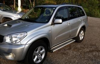 Toyota RAV4 Année 2005 161 000 km