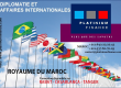 Formation Cadre- Diplomatie et Affaires Internationales-MAROC