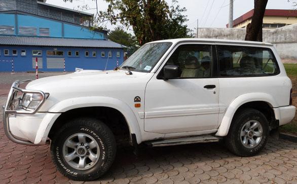 X Nissan Patrol Turbo Diésel Portes Petites Annonces Gratuites - 4x4 3 portes