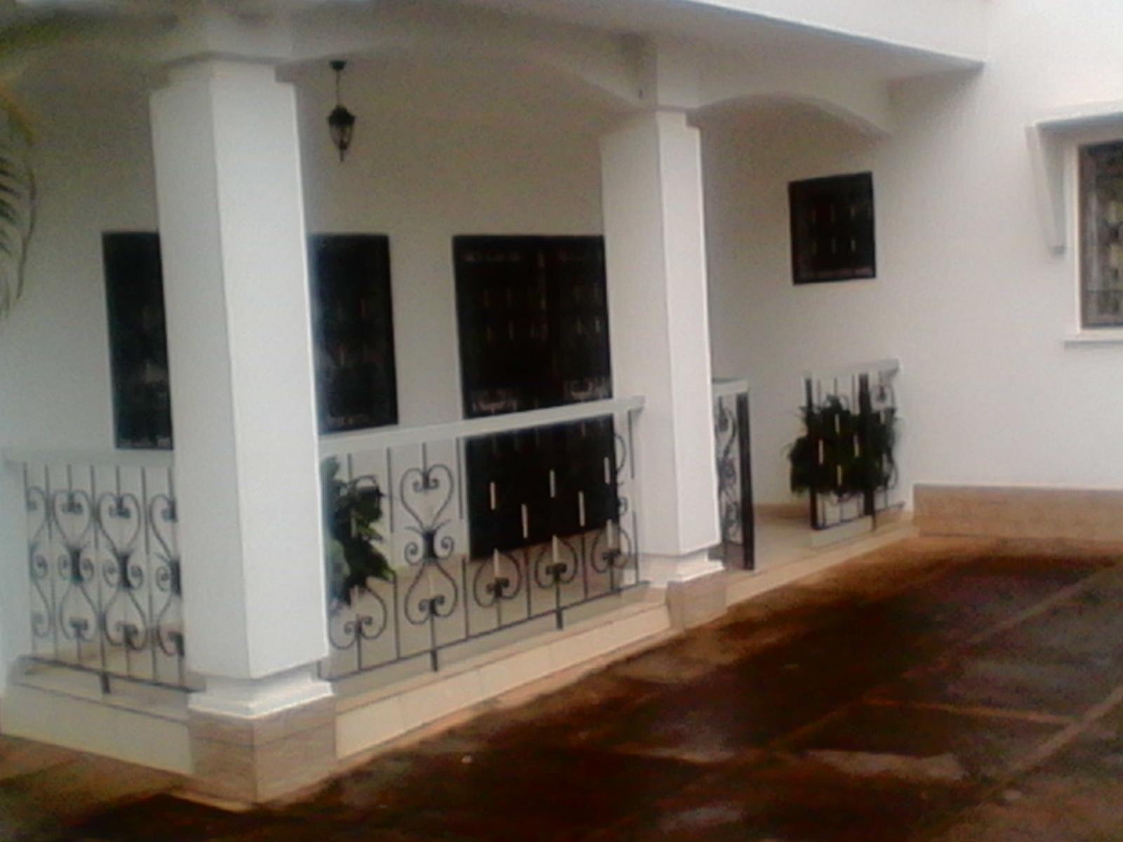 Cout construction maison cameroun for Plan de maison africaine