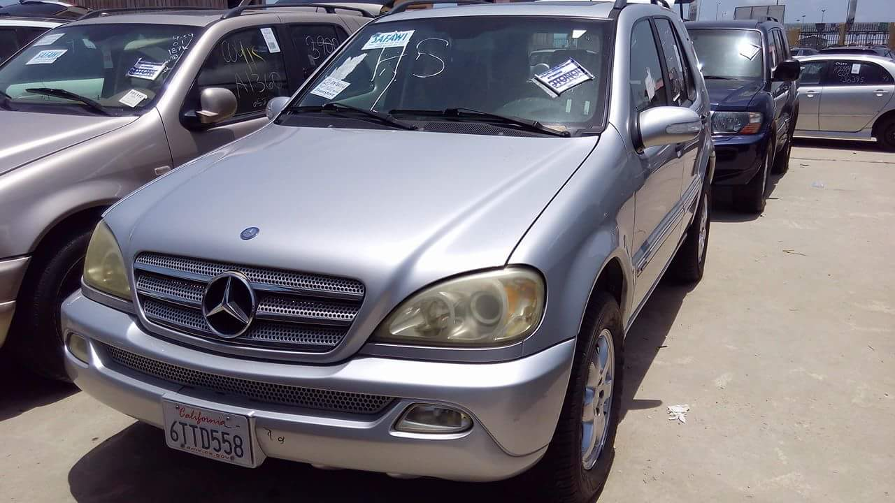 Occasion Personnel Mercedes Ml
