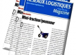 Parution du Magazine « Réseaux Logistique »