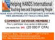 OPPORTUNITE D'AFFAIRE AVEC ONG HELPING HANDS INTERNATIONAL