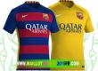Nouvelle Maillot de foot de Barcelone 2015-2016