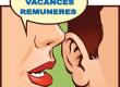 STAGES DE VACANCES REMUNERES