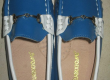 Chaussure enfant – Mocassins bleus