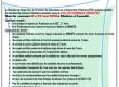 AVIS DU CONCOURS D'ENTRÉE À L'EFSC D'EBOLOWA (TA)