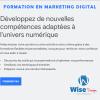 Formation en community manager et marketing digital