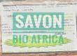Savon de toilette gommant naturel Bio-Africa