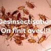 Désinfection des maisons et des entreprises….