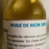 HUILE DE RICIN 100% VIERGE