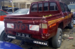 PICKUP TOYOTA HILUX 4×4 DIESEL DOUBLE CABINE A VENDRE