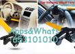 kit de sécurité pour volant utilisable avec tous types véhicules
