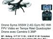 DRONE SYMA X5SW 2.4G Gyro RC Wifi