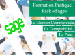 FORMATION 100% PRATIQUE SAGE / SAARI + ATTESTATION DE FIN FORMATION