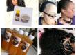 Poudre ; shampooing et huile de chebe