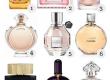 Déodorants, eau parfums et gels de douches