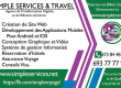 Simple service and Travel