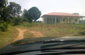 Terrain pr habitat à vendre à kribi