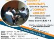 Formation en ligne Assistants Administratifs & Community Managers