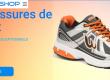 Survêtement Ensembles pour Sport et chaussures de sport.
