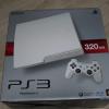 PS 3 SLIM  320GB / 2 Manettes / Wifi / Bluetooth®/ 3 Jeux DVD Bluray 250 000 fcfa