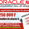 ORACLE 11g ADMINISTRATION  BASES DE DONNEES 12 Mai 2014 DOUALA