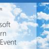 Microsoft Modern NGO Event