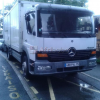 camoin mercedes Atego 1518