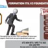 FORMATION RT CRTIFICATION ITIL V3 FOUNDATION