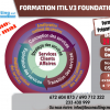 FORMATION ET CERTIFICAT ILTIL V3 FOUNDATION