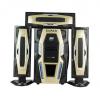 Baffles Amplifiés – Noir DJ-E3- neuf