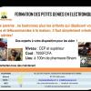 FORMATION DES PETITS GENIES EN ELECTRONIQUE !