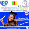 Formation Professionnelle & Cycle BTS à l'ISP PIDERC