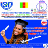 Formation Professionnelle & Universitaire à L'ISP PIDERC