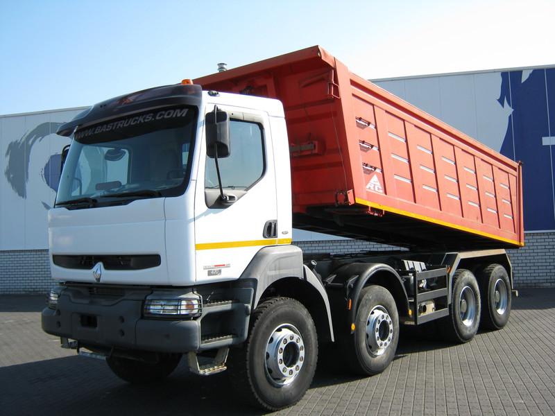 Location de b tonni res et camion benne 12 roues kerax - Location de camion benne ...