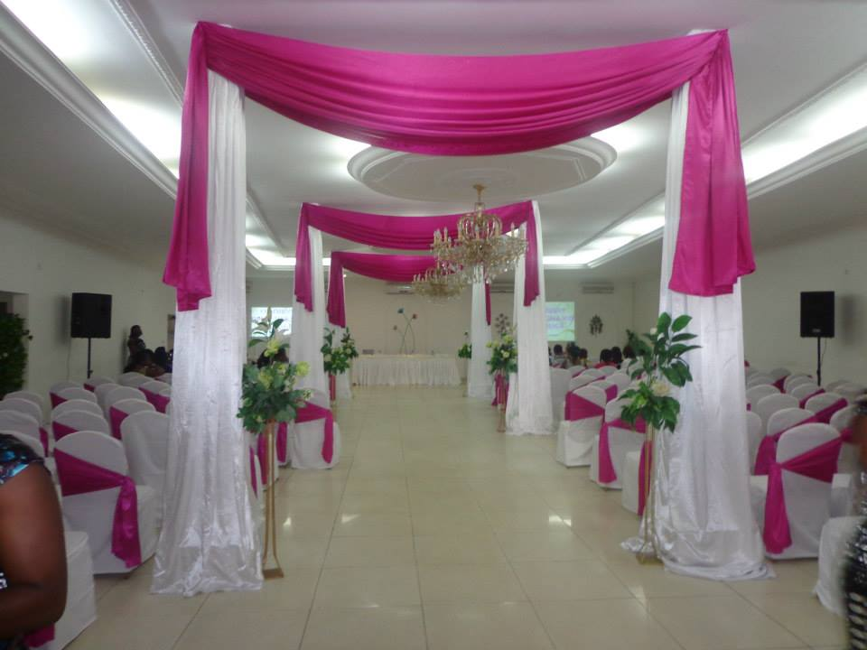 Decoration Mariage on