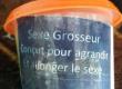 SEX GROSSEUR