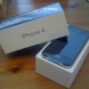 A vendre: Apple iPhone 4G 32Go / Blackberry flamme @ € 350