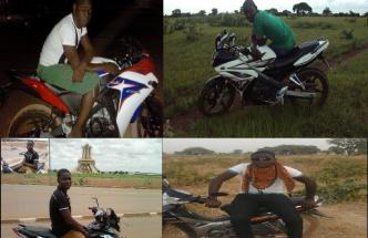 Moto marque KINGO